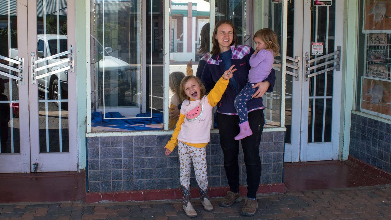 FARAWAY TREE: Michelle Ebsworth is taking her business to the next level by opening a storefront in Charleville.