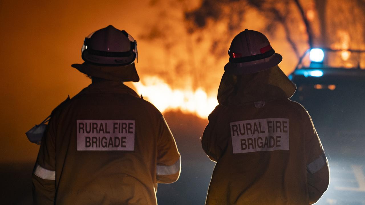 Burnett QFES area director is warning of increased fire danger across the North Burnett. Photo/File