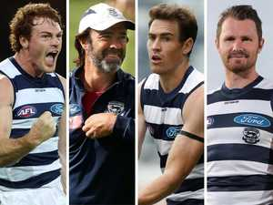 The 6 keys to Geelong's premiership chances