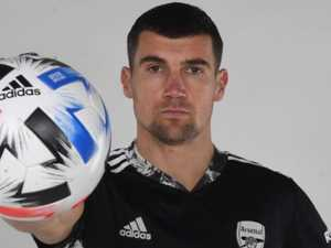 Socceroos star Mat Ryan picks his KFC SuperCoach side