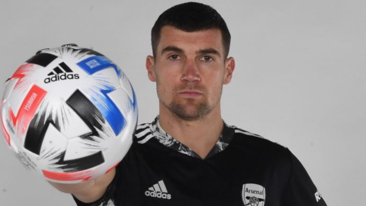 KFC SuperCoach NRL: Arsenal goalkeeper Mat Ryan's 2021 team