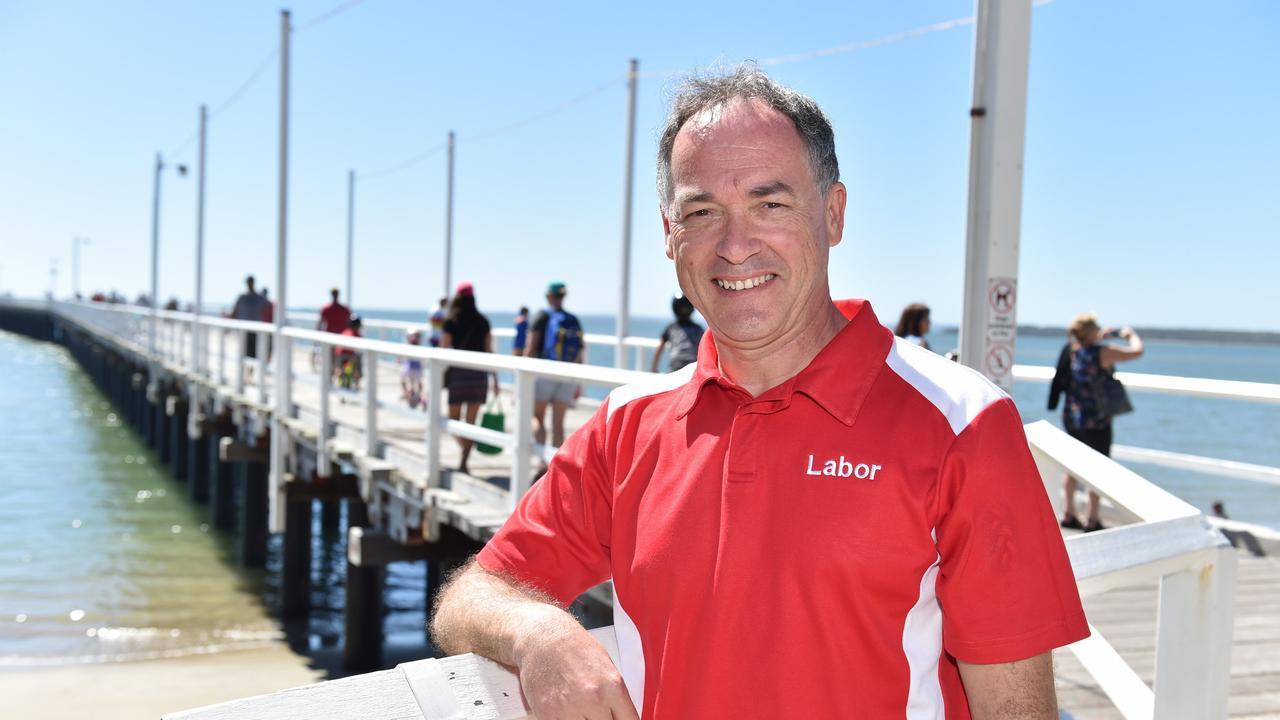 Hervey Bay's new MP Adrian Tantari.