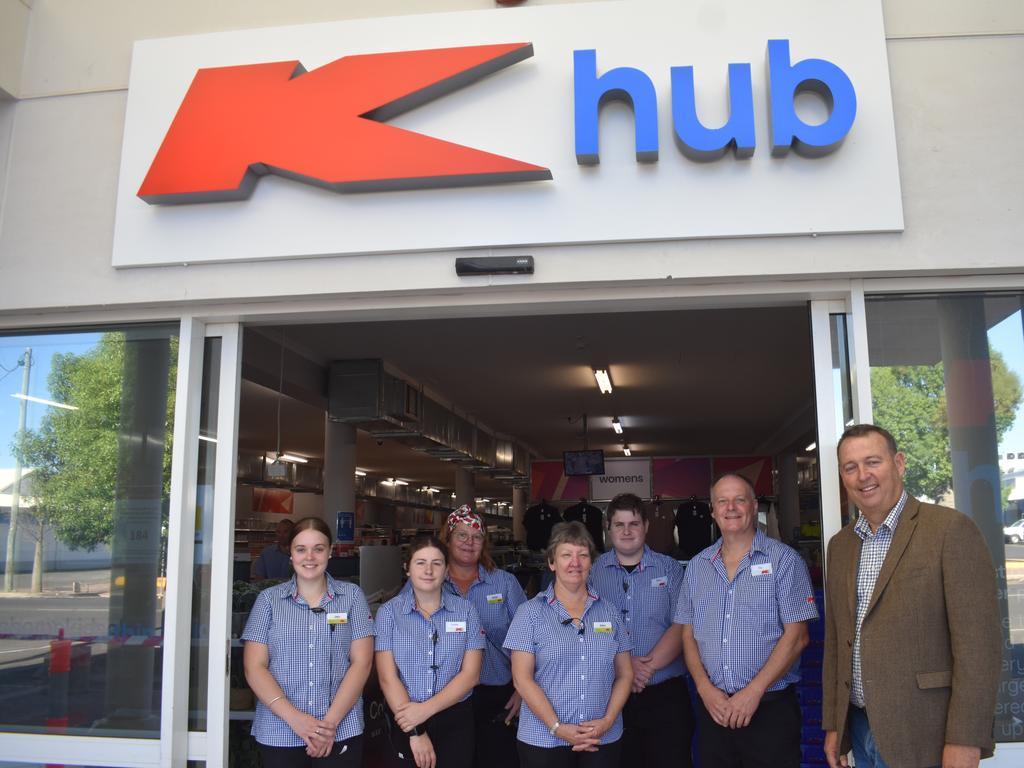 K Hub opens in Roma, February 4 2021.