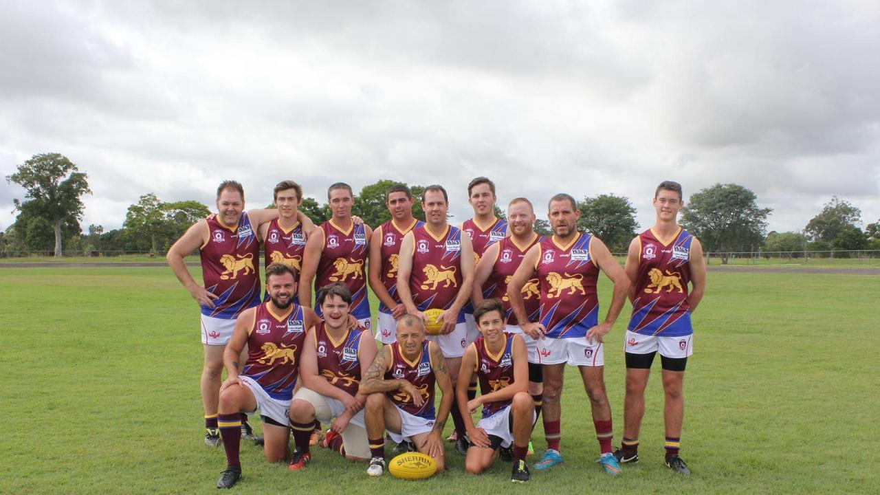 ROARING AGAIN: After a six year hiatus the Casino Lions senior men's team will be lining up against the Northern Beaches Blues on Saturday March 6, 2021 for a pre-season game at Wollgoolga.