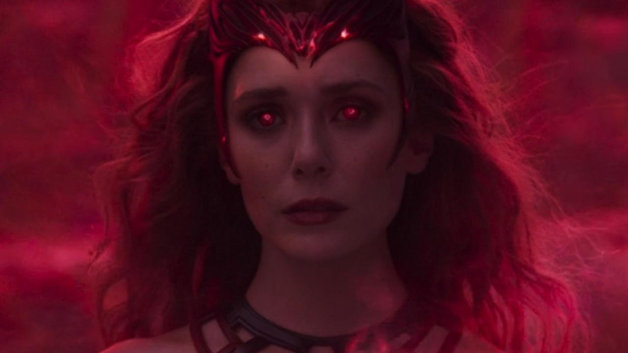 Wanda and her iconic crown makes its debut.