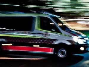 Teenage girl flown to hospital after nasty crash near Gympie