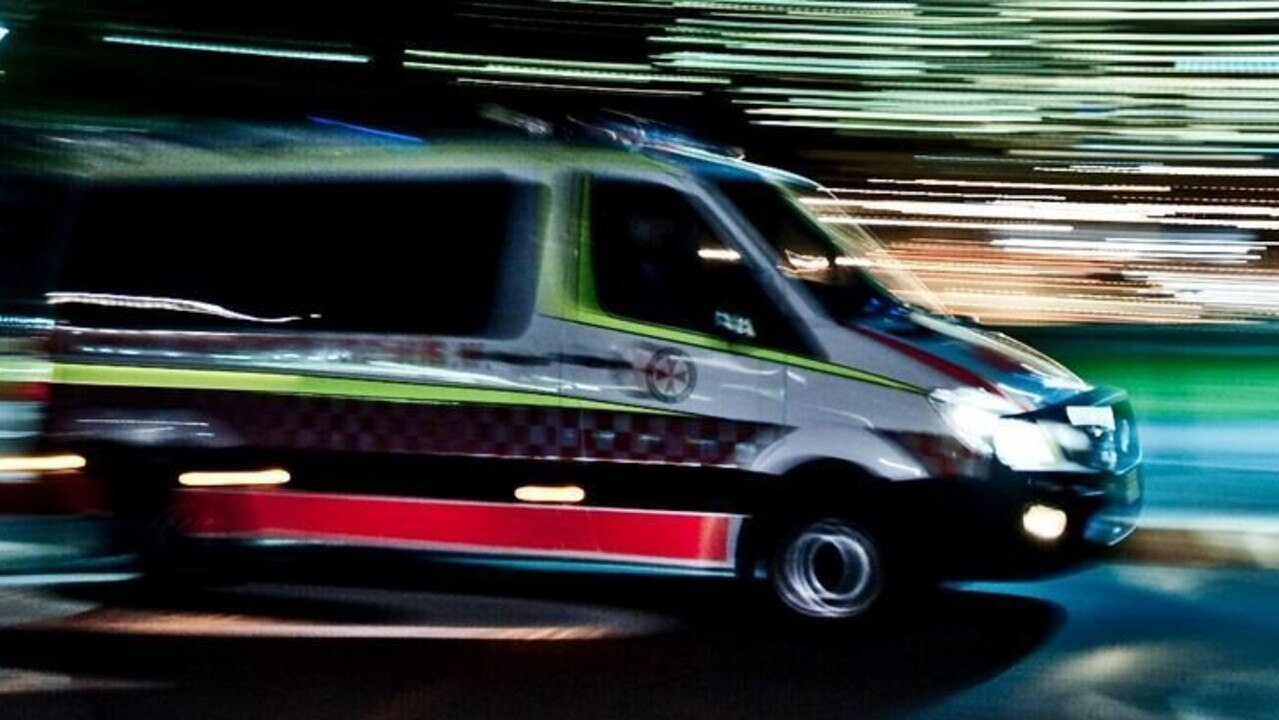 A teenager was airlifted to hospital after a serious crash near Gympie last night.