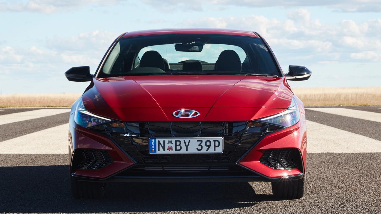 2021 Hyundai i30 N-Line