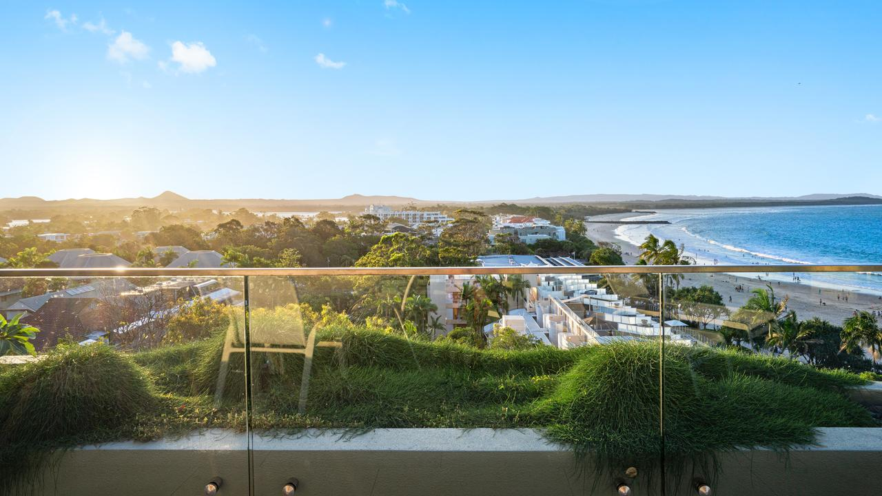 The view from 4/81 Hastings St, Noosa Heads