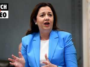 Queensland Premier Annastacia Palaszczuk COVID-19 border stance highlights