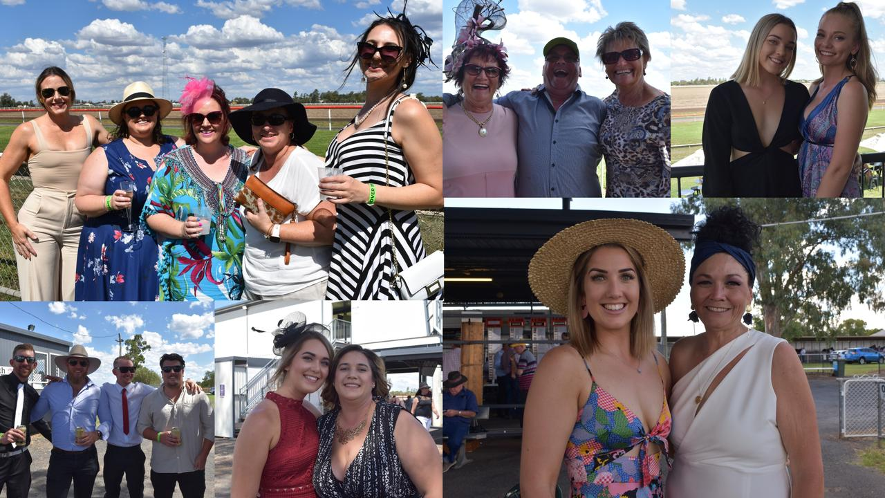 RACE DAY: The Dalby Newmarket Races attracted hundreds of punters from across the Western Downs for the first autumn race day of 2021. Picture: Sam Turner