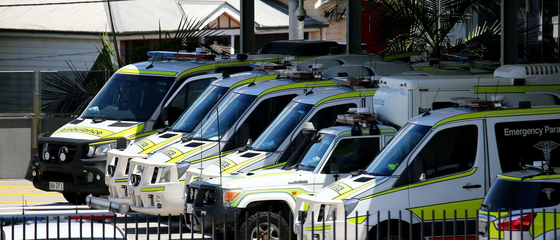 Ambulance Ramping