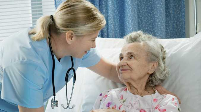 Aged care staff demand pay rise of $4 an hour