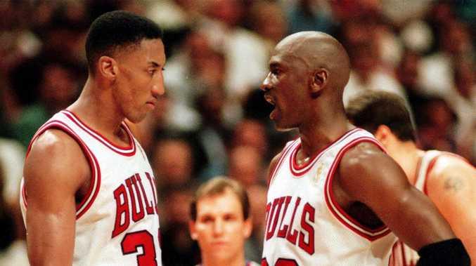 Michael Jordan is 'f***ing nuts'