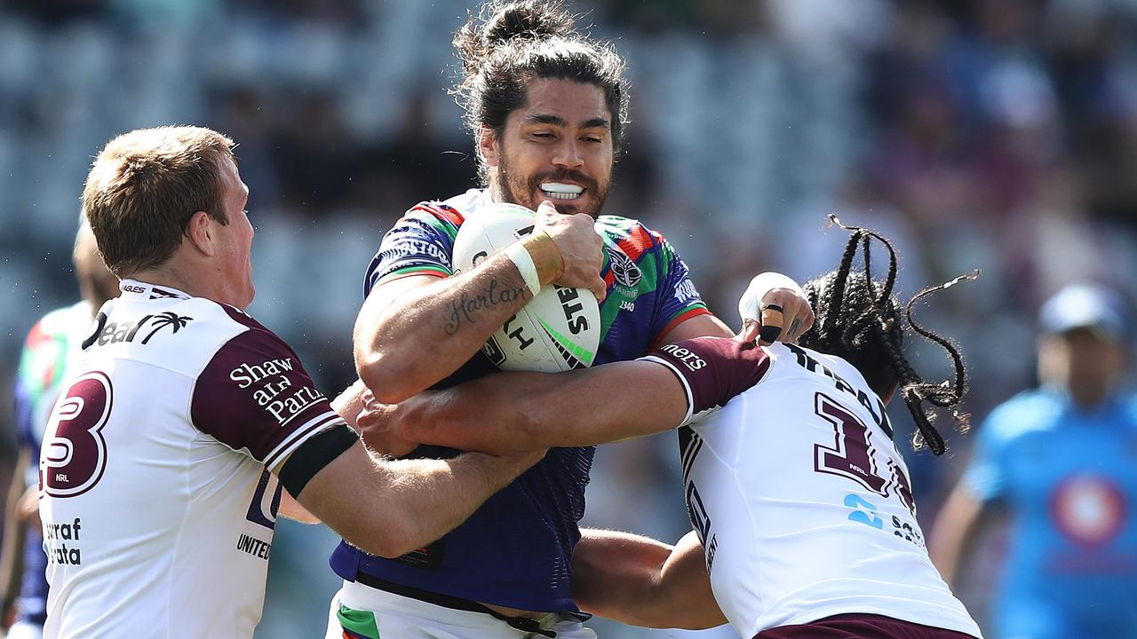 The MVP Index proves Warriors forward Tohu Harris is an underrated star.