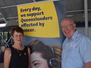CQ man's third battle with cancer