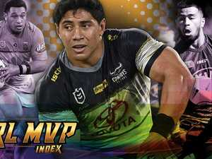 NRL MVP Index: Queensland's new big three revealed