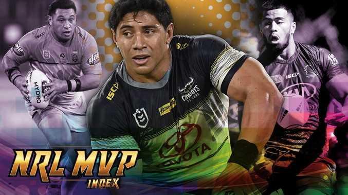 NRL MVP Index: Queensland's new big three revealed