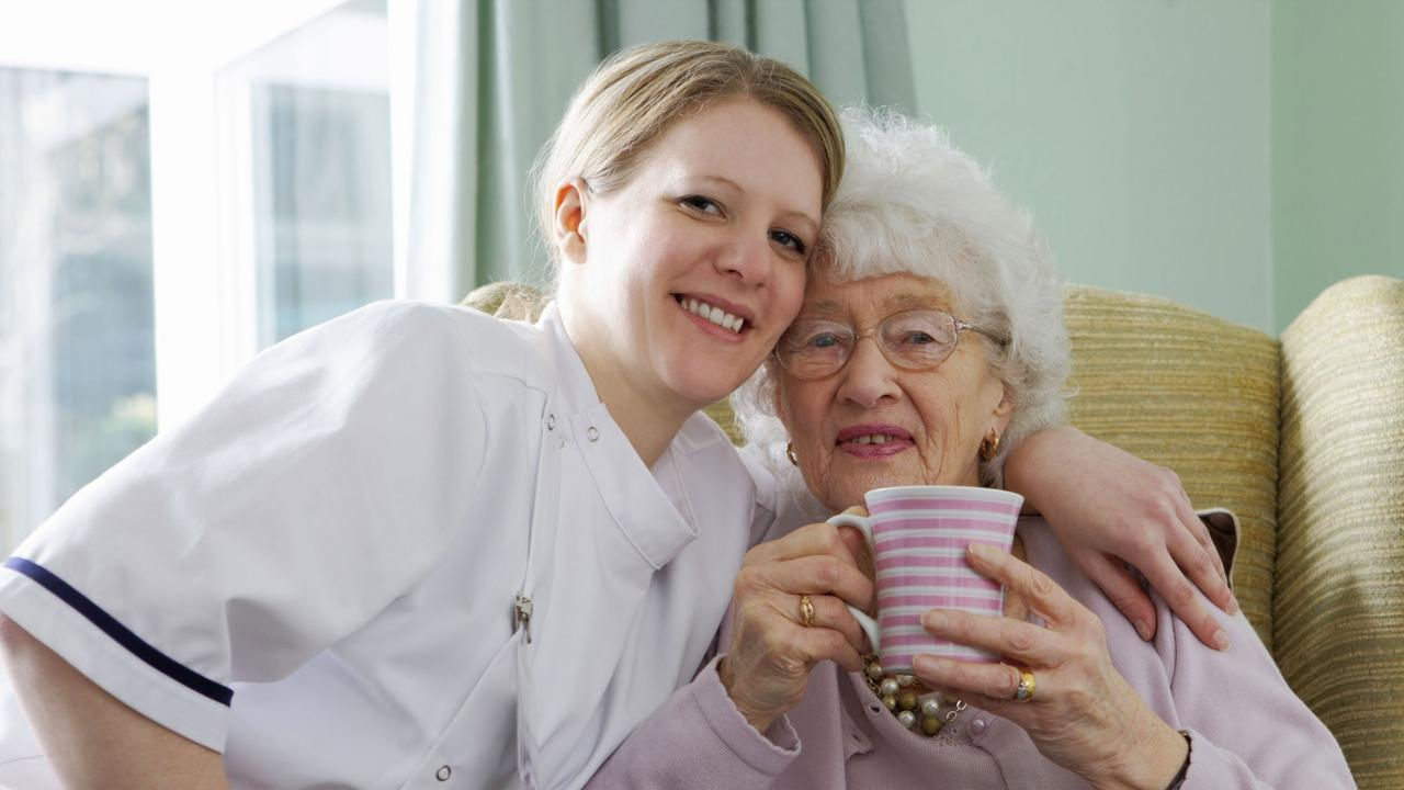 Aged care workers need a pay rise. Picture: Thinkstock