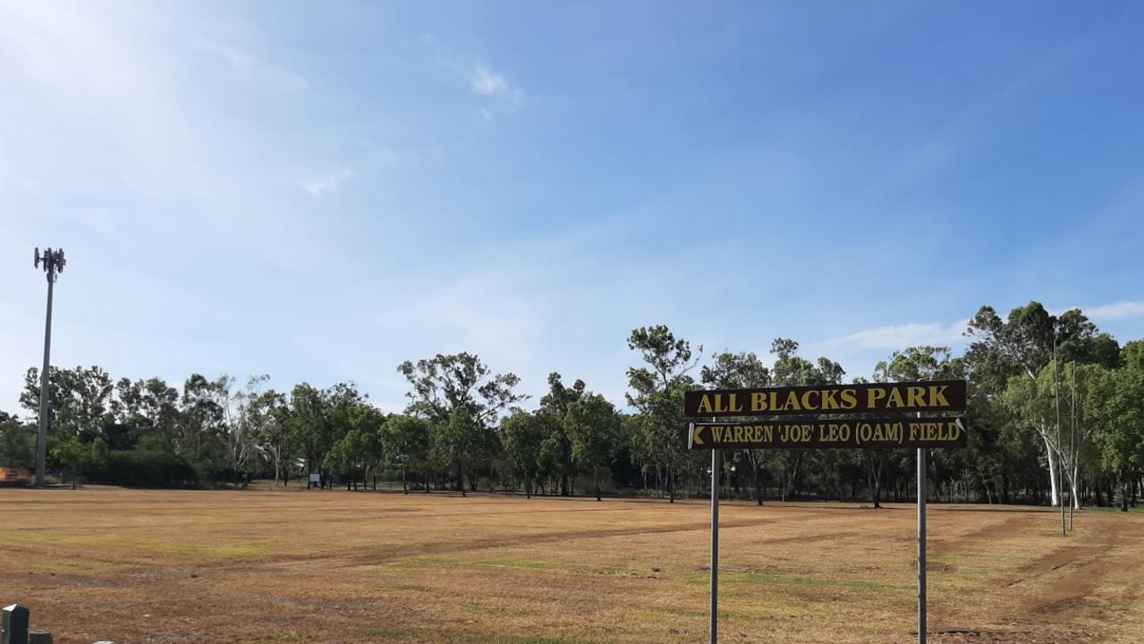 All Blacks Park