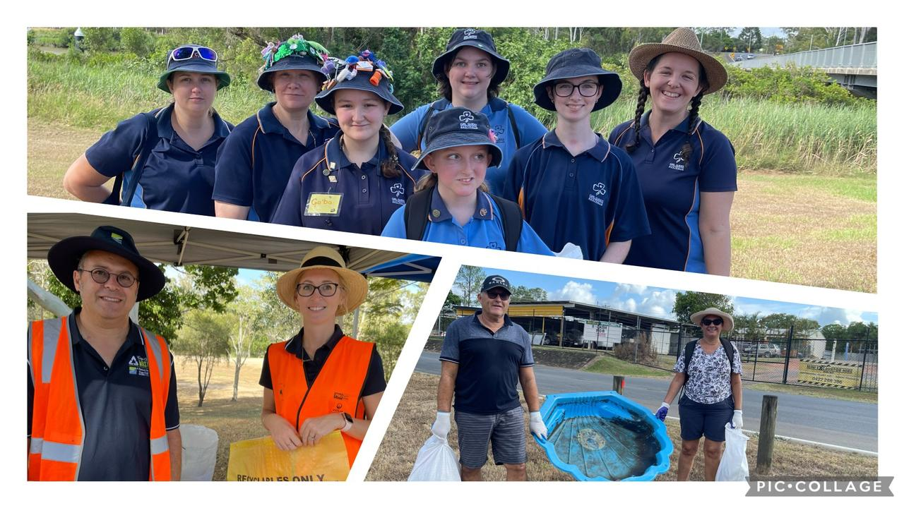 The Fraser Coast came together to keep the region looking beautiful.