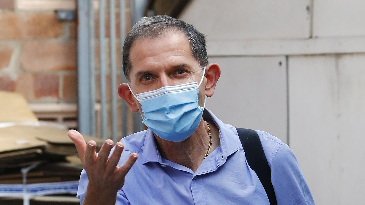 Dr Peter Alexakis is involved in a legal battle over a $30m will of a deceased patient. Picture: Sam Ruttyn