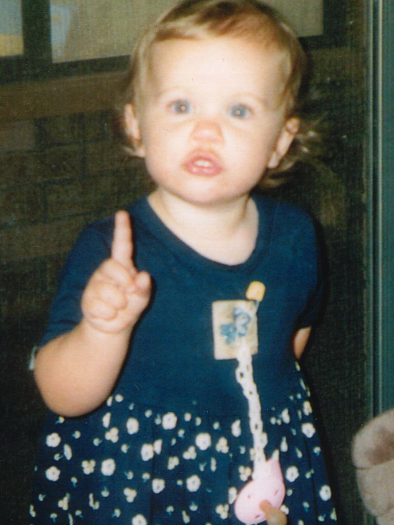 Murder victim Laura Folbigg.