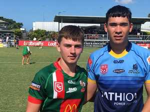 Best players Meninga Cup, Connell Challenge round 1