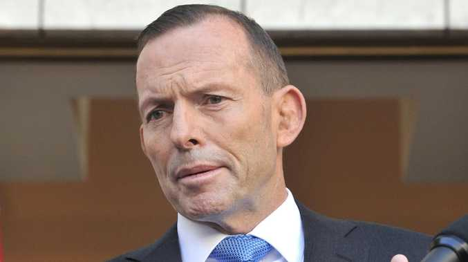 Abbott in line for billionaire's top job