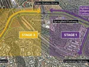 New bridge to improve Springfield traffic congestion