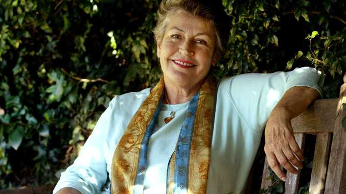 Helen Reddy's surprise gong on special day