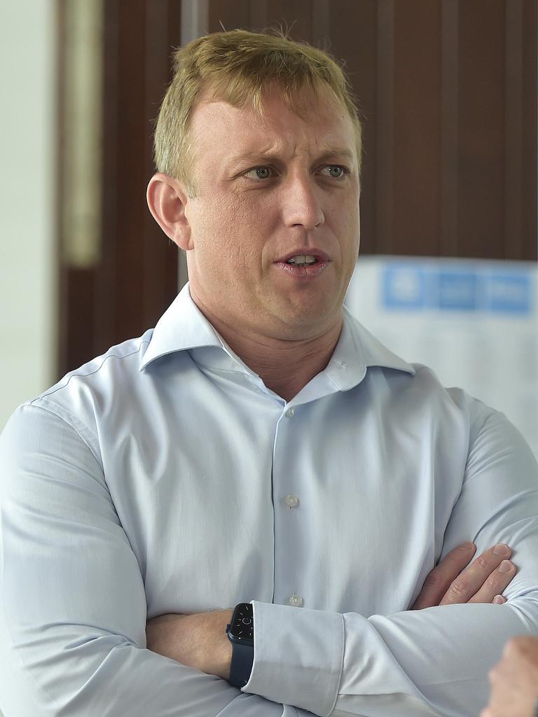 Deputy Premier Steven Miles. PICTURE: MATT TAYLOR.