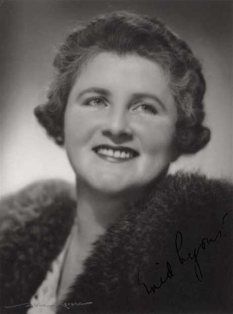 Young Enid Lyons would go on to enact major change for the women of Australia. Photo: Antoine Kershaw