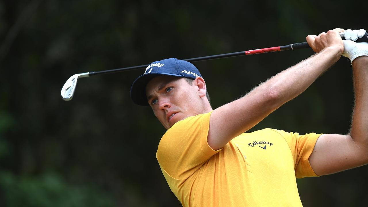 Queensland Open 2020 champion Anthony Quayle