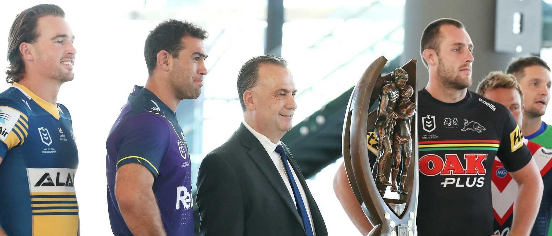 2021 NRL Premiership Season Launch