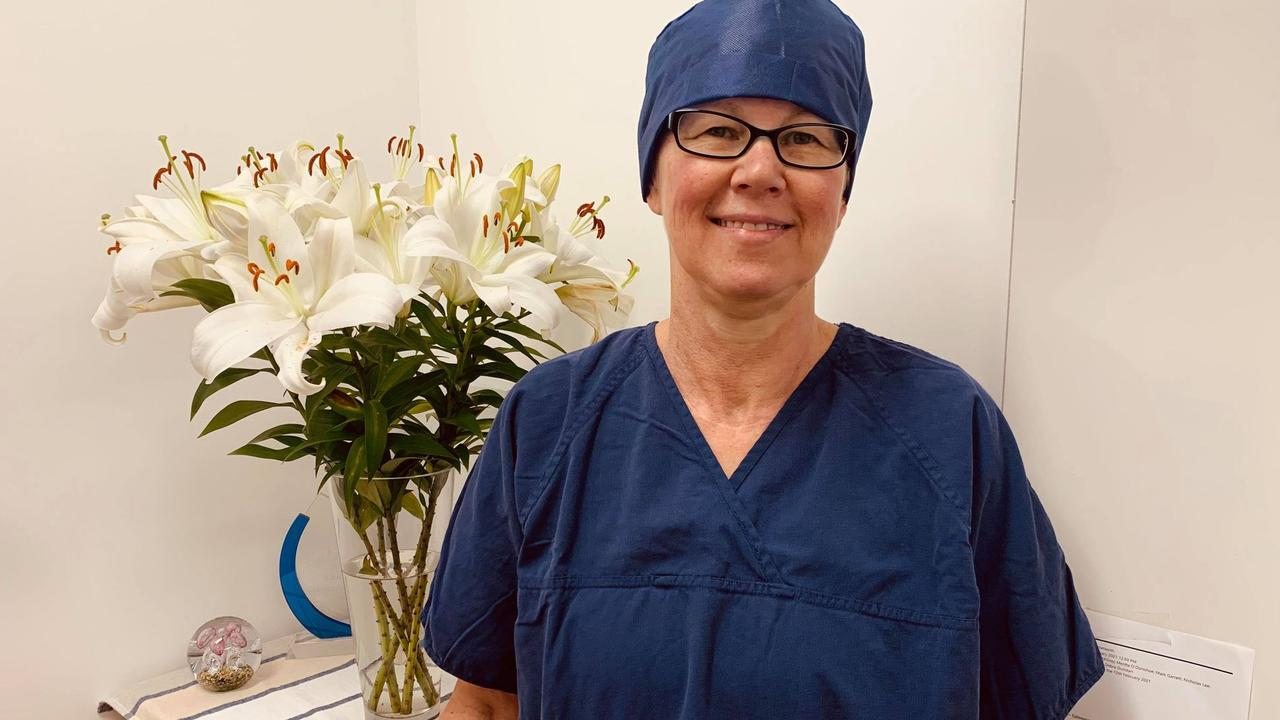 INTERNATIONAL WOMEN'S DAY: Samantha Mawn is the Nurse Unit Manager, Perioperative Services, at Roma Hospital.