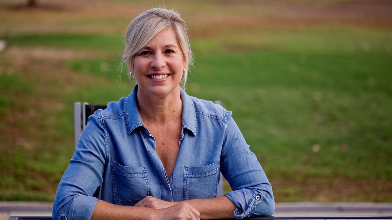 Western Downs councillor Megan James.