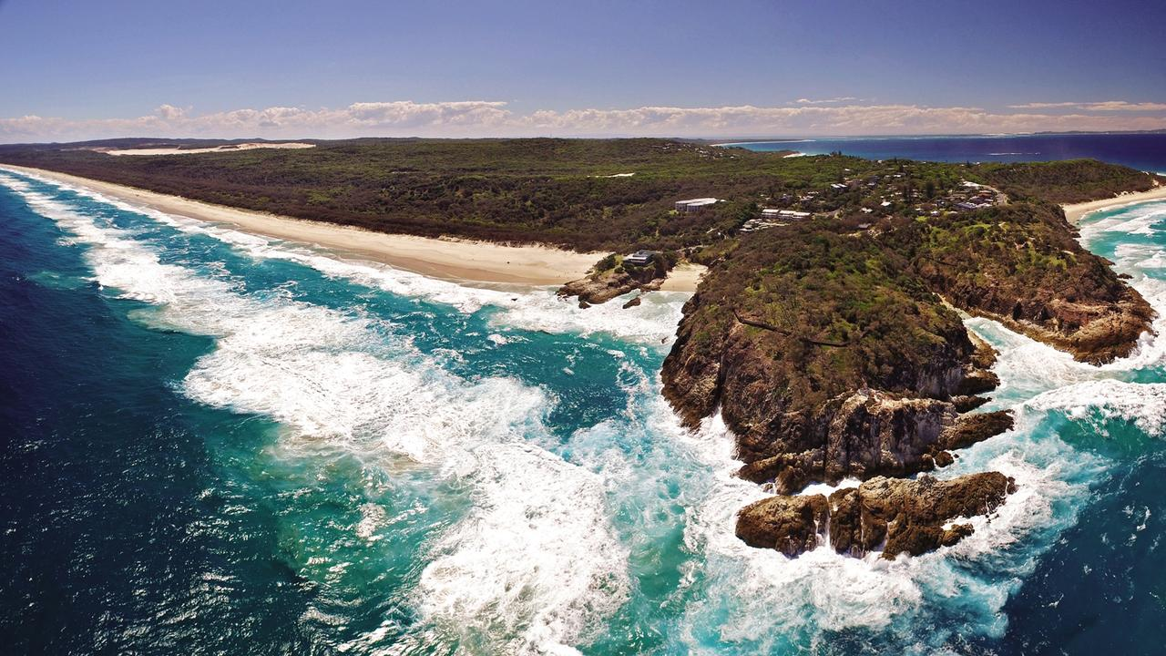 On North Stradbroke Island, campers are being banned by the Quandamooka Yoolooburrabee Aboriginal Corporation.