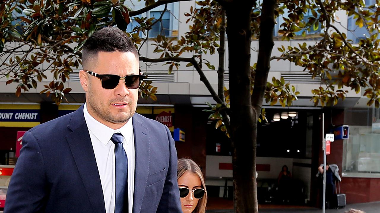 Jarryd Hayne will fight sex assault allegations. Picture: NCA NewsWire / Dylan Coker
