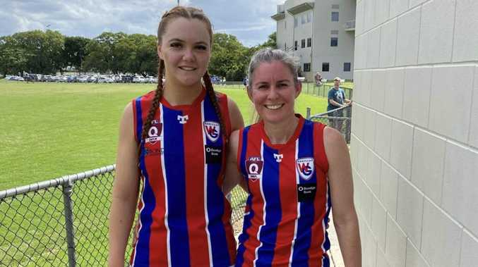 Valuable benefits for Taylor, Rebecca in higher level footy