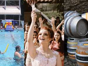 Pools, weddings and breweries: Council has a lot to discuss