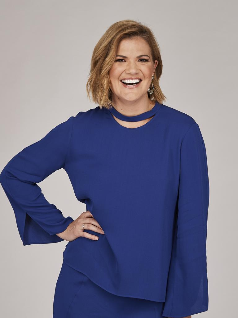 Sarah Harris from Studio 10 could also replace Sam Armytage