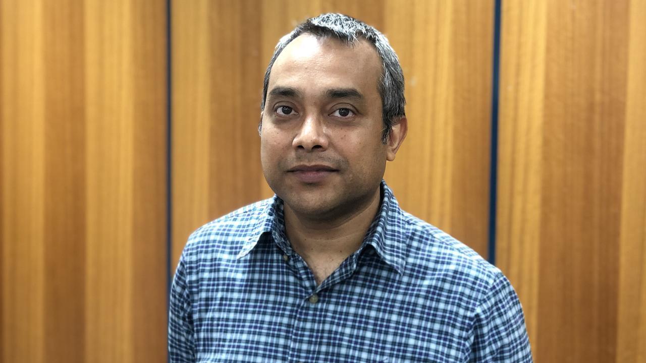 CQ Health's Public Health and Clinical Research Director Professor Gulam Khandaker.