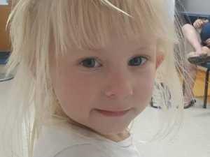 Tragic end: Little girl's body found in dam