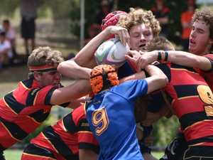 GALLERY: 50+ action shots from Regional Rugby Championships