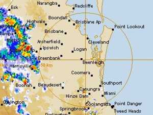 WEATHER: Heavy rainfall expected to impact Ipswich