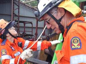 SES says it is cannot effectively respond to emergencies