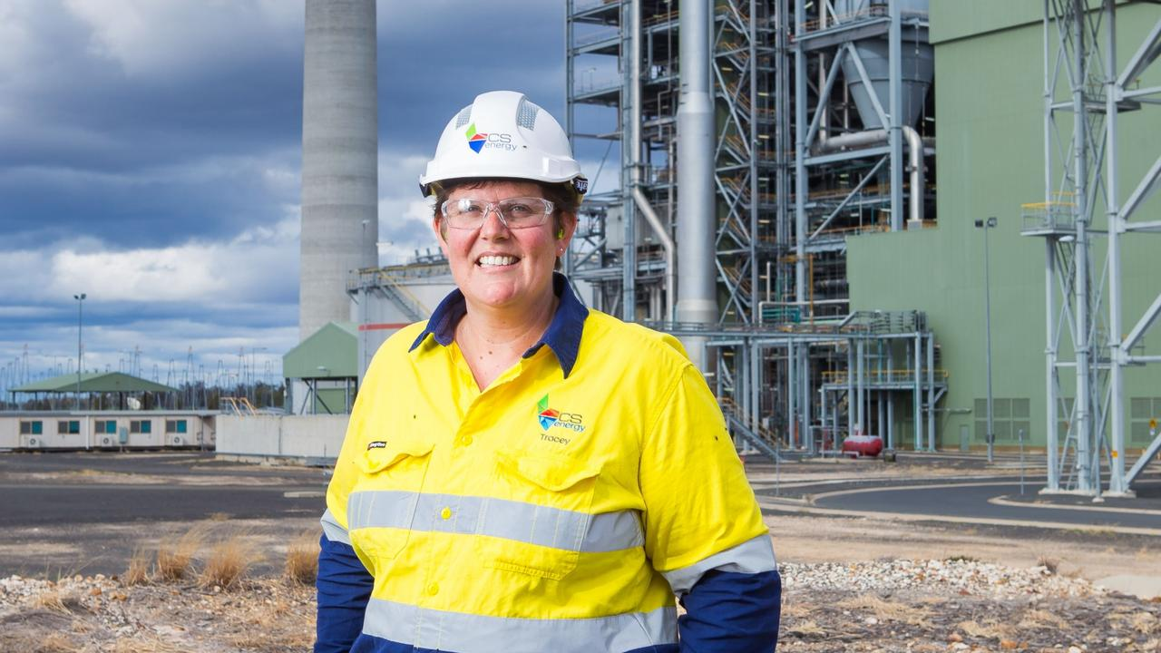 Inspirational women: Tracy Fields CS Energy. Pic: Supplied