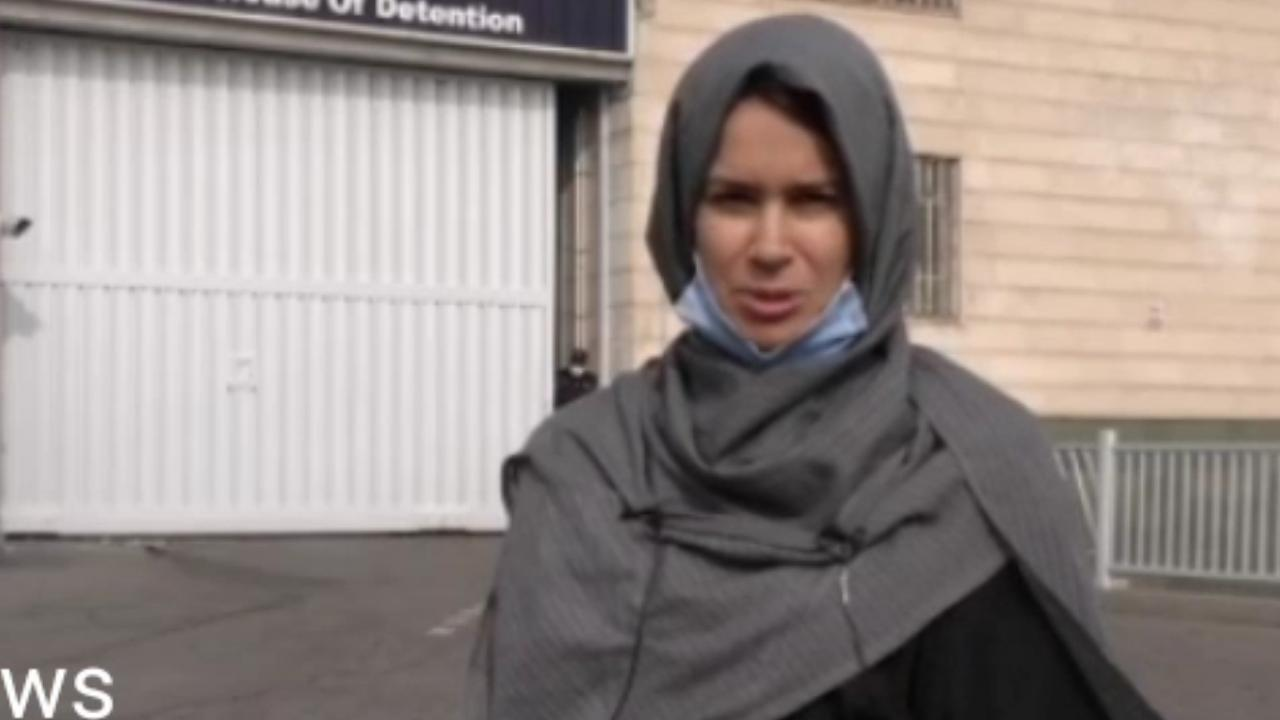 Kylie Moore-Gilbert was finally released from Iranian prison in 2020. Picture: iribnews.ir