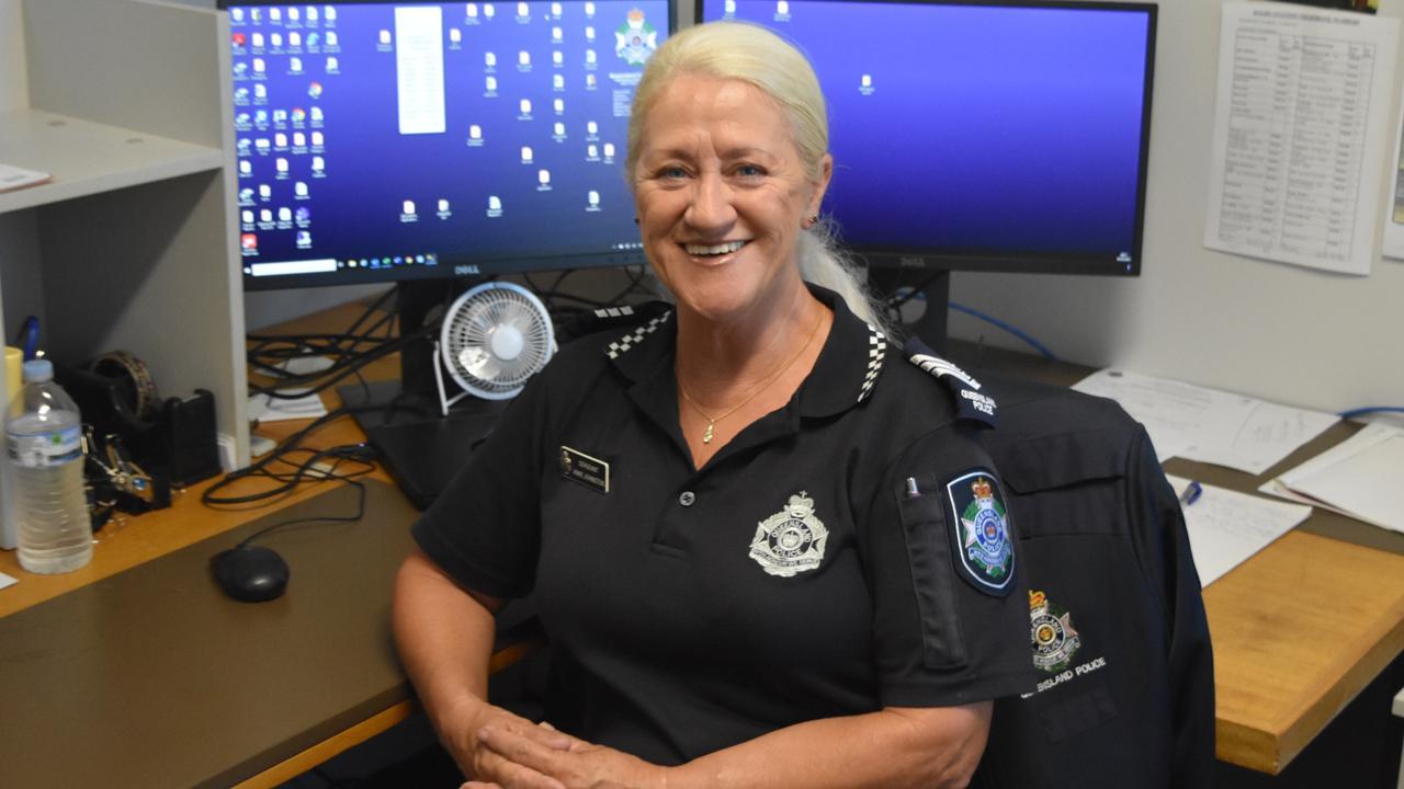 Dalby Sergeant Annie Johnston. Picture: Sam Turner